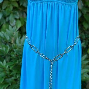 MICHAEL KORS Chain-Link Belt, One Size